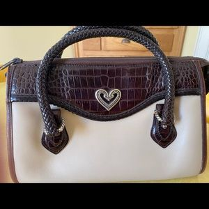 Brighten women's leather purse